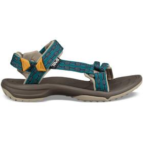 Teva Terra Fi Lite Sandals Women Mires Deep Lake